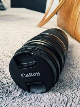 Canon zoom lens 75-300ml