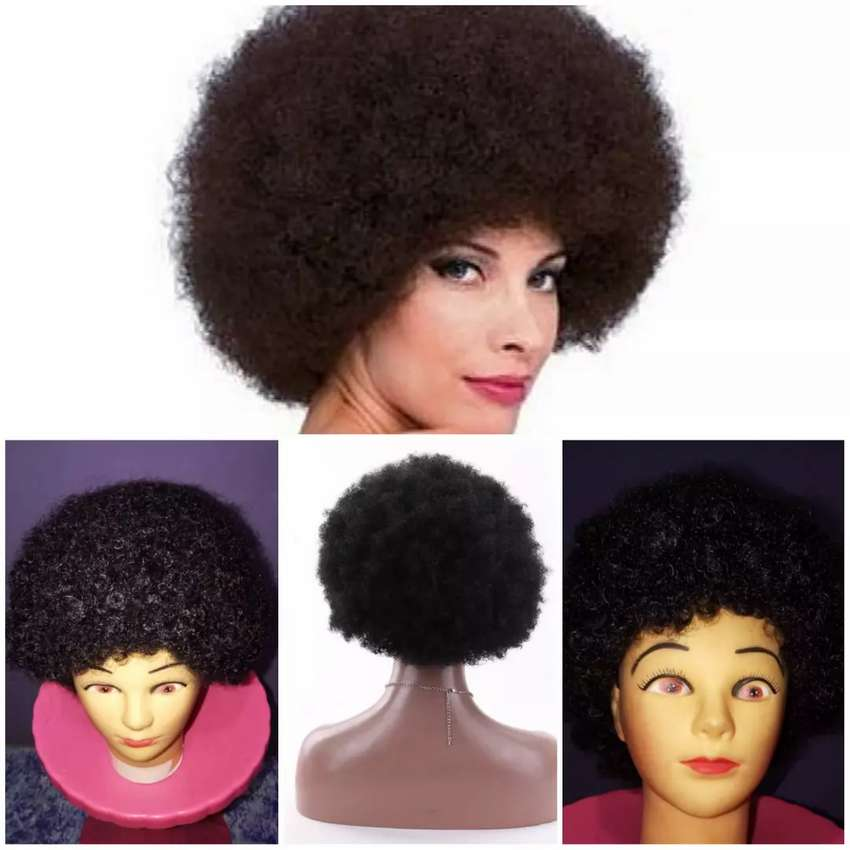 Afro wig hair 0