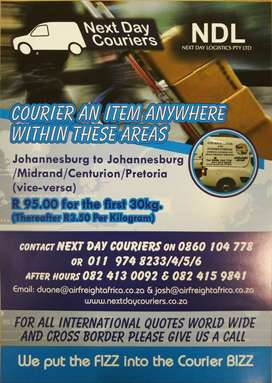 Nextday Couriers