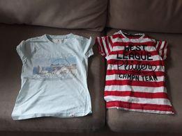 Sprzedam 8 t shirtów roz 116