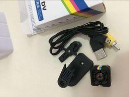 Szpiegowska Mini Kamera SQ11 FULL HD 1080p Detekcja Ruchu Tryb Nocny