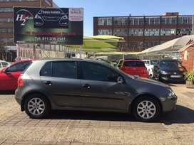 2008 vw Golf 2.0 TDI on sale
