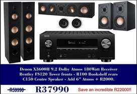 Full HiFi Sound Combo Deals