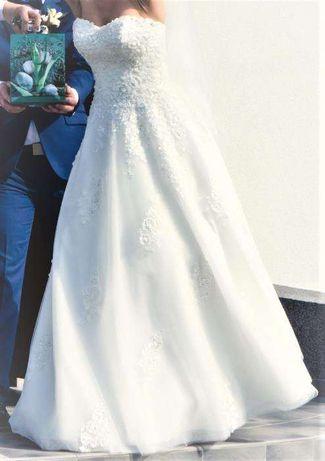Suknia ślubna z 2017r Siedlce - image 2