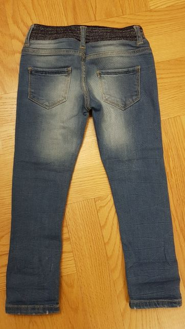 Spodnie jeansowe rozm.98 Gorlice - image 3