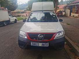 USED NISSAN NP200 WITH AN ENGINE CAPACITY OF 1,6