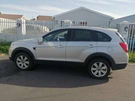 We are breaking up a Chevrolet Captiva for spares