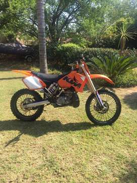 Ktm 200cc / 2004 model / mint condition