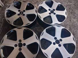 A set of mage wheel for Kia Rio 17inch now available