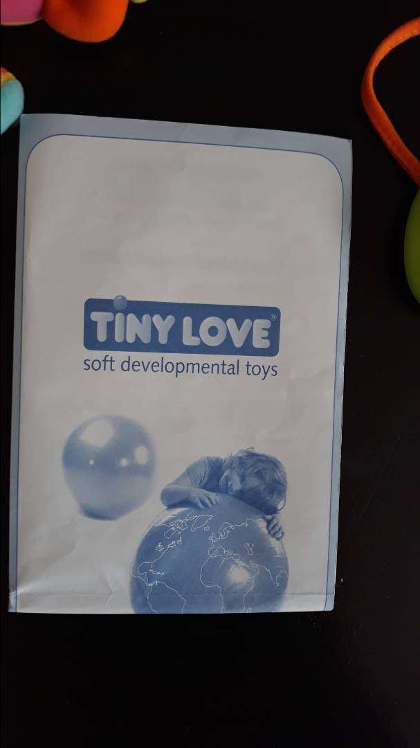 Tiny Love Sweets Island Dreams Cot Mobile 0