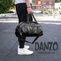 Спортивная мужская сумка Nike Donate черная для тренировок рюкзак