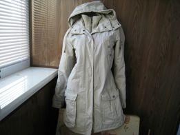 44,46 размер Утепленная куртка пальто парка