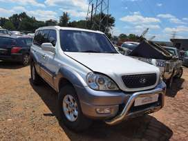 2006 HYUNDAI TERRACAN 3.6 V6 AUTO NON-RUNNER PLEASE READ