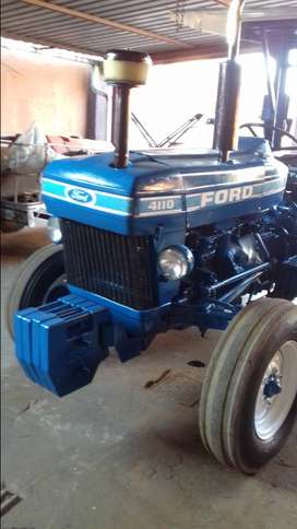 FORD 4110 USED TRACTOR