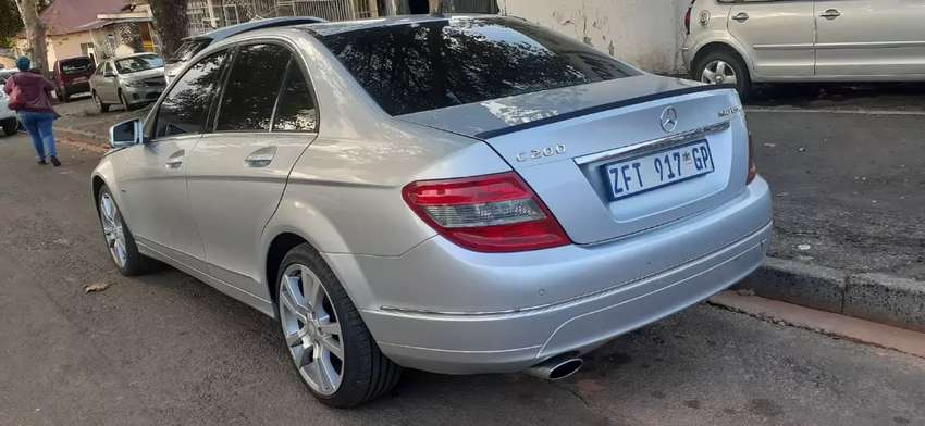 Mercedes Benz C Class Automatic Available Now