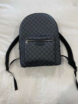 Louis Vuitton Backpack - Damier Graphite