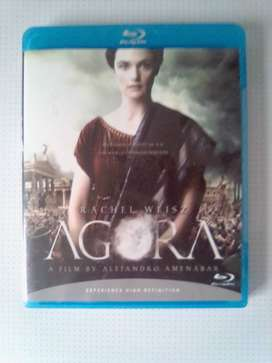 "Blu-ray DVD Movie ""Agora"". As well as other Movies and Music Blu-ray"