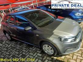 2019 Vw Polo Vivo 1.6 Comfortline AT