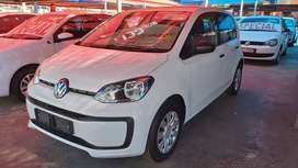 VW Take UP! 1.0 5Dr - 2017