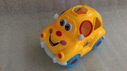 Детская фруктовая машинка - сортер Huile Toys.