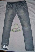 Продам серые джинсы Terranova