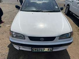 TOYOTA COROLLA(BABY CAMRY) 1.6 (20v)-FOR SALE AS IS