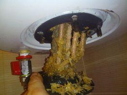 Чистка,ремонт бойлеров электроводонагревателей.