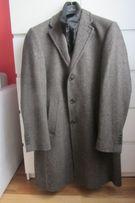 J. Philipp,jesienno-zimowy płaszcz, kurtka, wełna, r. L, 50,okazja
