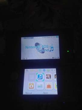 nintendo 3ds for sale with games