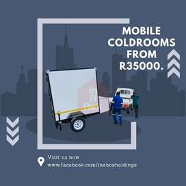Coldrooms for sale