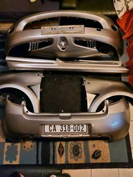 Selling bodykit for a Renault Clio 3 RS sport - 197