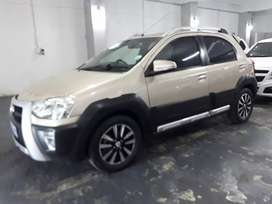 Toyota Etios Cross 1.5 R 79,000 Negotiable