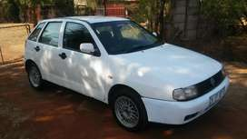2001 vw polo 1.4i with golf 4GTI 1.8 Motor