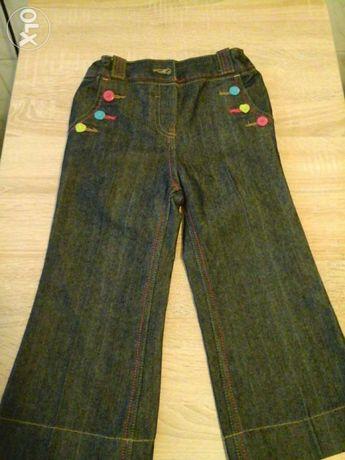 Spodnie dźinsowe 98cm Zielona Góra - image 2