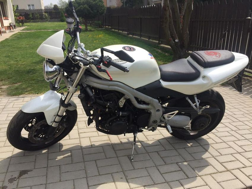 Triumph triple speed 955i 0