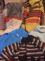 Rzeczy do ubrania za całość 100 zł sweter, spodnie