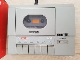 Atari XC12 магнитофон-загрузчик.
