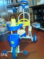 Велосипед трехколесный Geoby