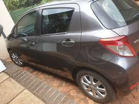 2014 Toyota Yaris 1.0xs 5dr manual