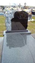 Nagrobek/pomnik na cmentarzu w Rokietnicy