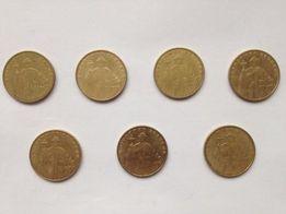 Монеты Украины (1 грн.)
