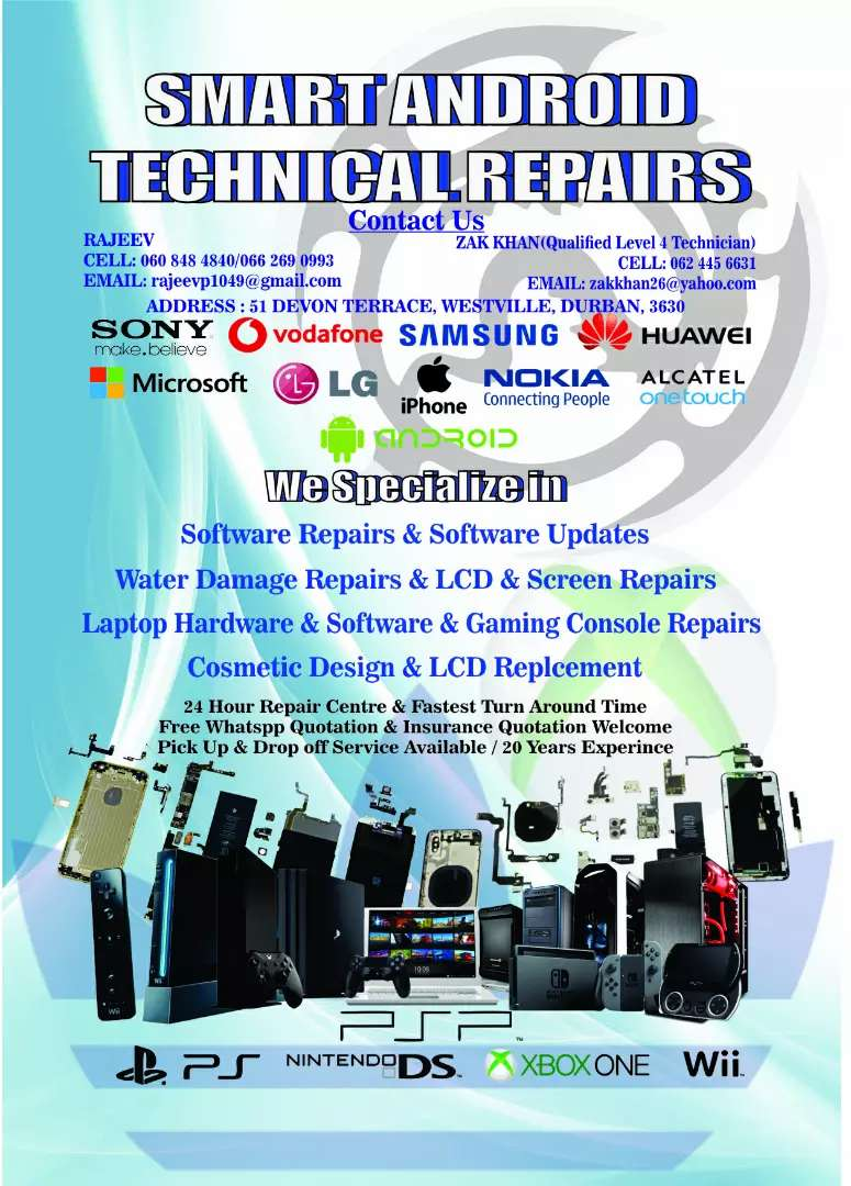 Smart Android Technical Repairs 0