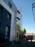 Вышка-тура строительная, подмость передвижная, от производителя!