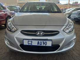 2016 Hyundai Accent 1.6 Automatic