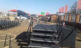 Stage fr hire
