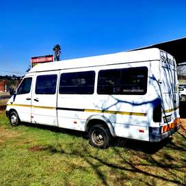 Sprinter Bus for sale 90k(neg)please leave your number if interested