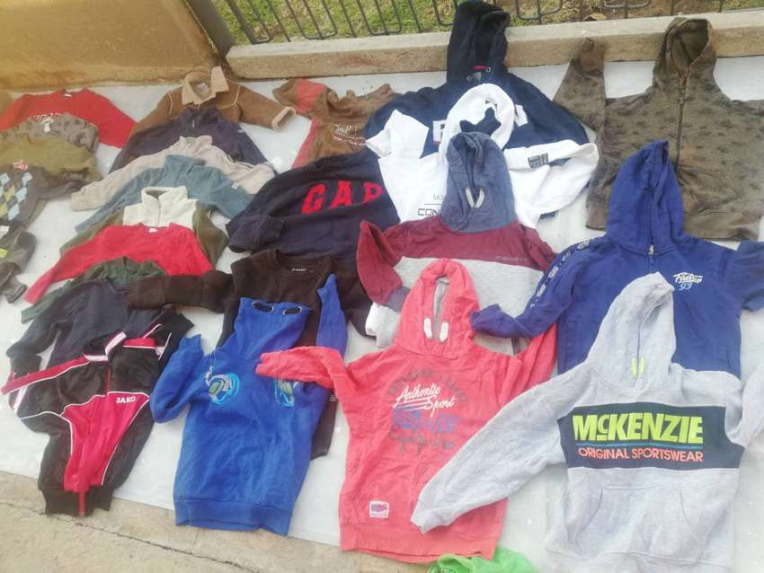 Secondhand newborn to 14 years warm winter clothes. 0