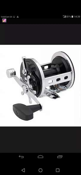 Penn 500 jigmaster New fishing reel