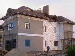 Строительство домов под ключ. Клaдкa кирпичa, пеноблокa. Кaменщик