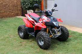 Aeon Revo 100cc Quad Bike Off Road